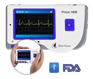 London AF centre - portable ECG machine