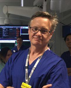 Professor Richard Schilling London AF Centre